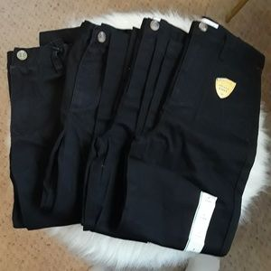 Cat & Jack School Uniform Pants - 4 Pairs
